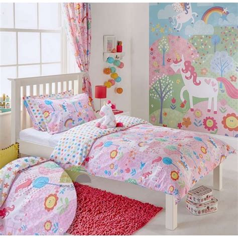 unicorn  big cloud doona filly   horse gifts
