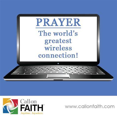 World's Greatest Wireless Connection Prayer