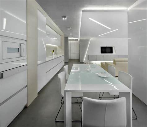 cuisines blanches et grises 50 nuances de gris pour une maison design design feria
