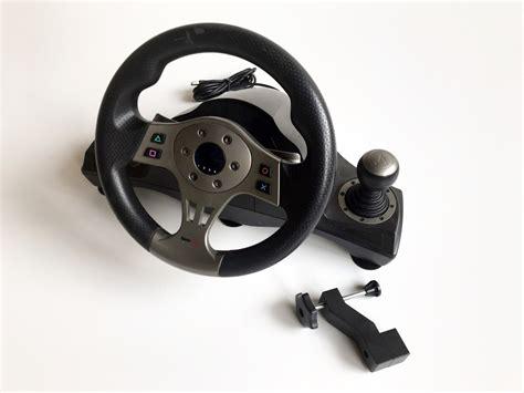 volante ps3 gamestop ps3 gamestop steering wheel bez ped 225 lov povrchov 233