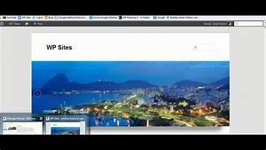 Add Image Slider In WordPress Header - YouTube