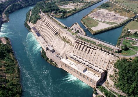 Sir Adam Beck Hydroelectric Generating Stations - Wikipedia