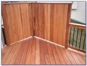 privacy deck railing ideas decks home decorating ideas