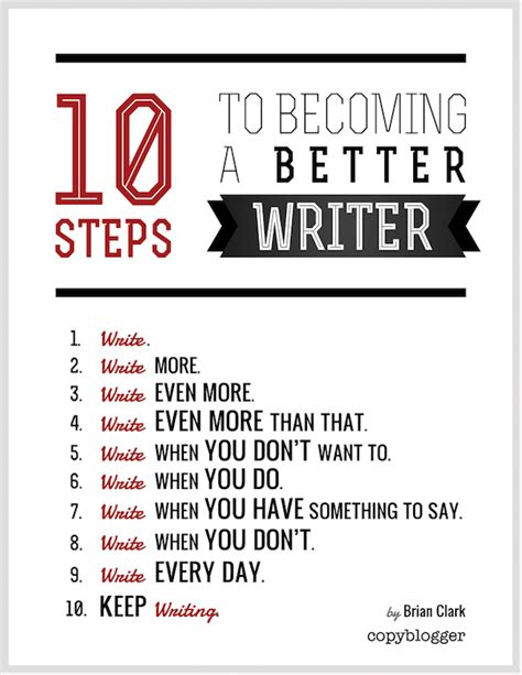 6 of the best writing tips advice from successful