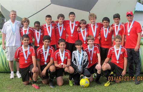 Youth Boys Soccer Team AYSO