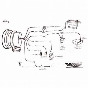 Jdm 4 In 1 Tachometer Wiring Diagram