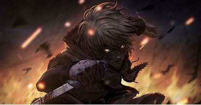 4k Saga Vinland Anime Thorfinn Pc Naruto