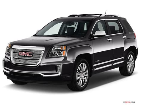 gmc terrain prices reviews  pictures  news
