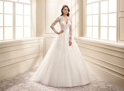 Wedding Dresses With Sleeves : 40 Gorgeous Lace Sleeve Wedding Dresses