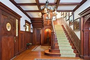 Tour the American Horror Story House in L A HGTV