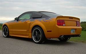 05-09 mustang w/ GT500 spoiler pictures?? - Ford Mustang Forum