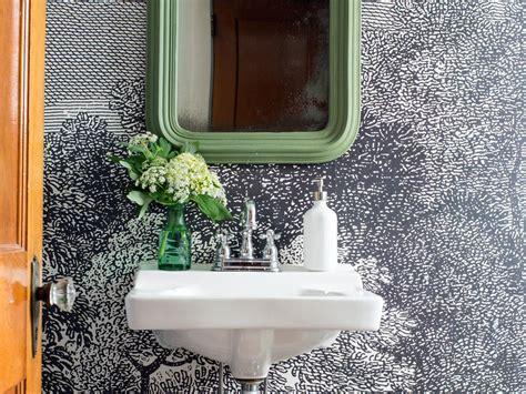 gorgeous powder room design ideas hgtv