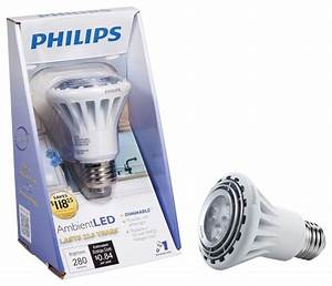 Philips ambientled tm dimmable w replacement par