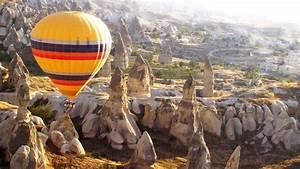 Cappadocia Hot Air Balloon (Deluxe) - Pamukkale Tours