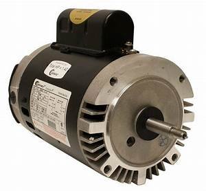 A O  Smith Century B128 Full Rate 1hp 3450rpm C