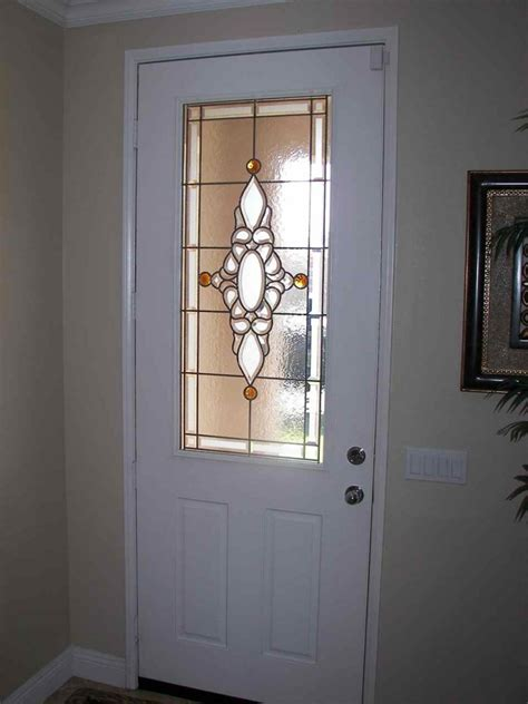 Larache Glass Door Inserts Sans Soucie