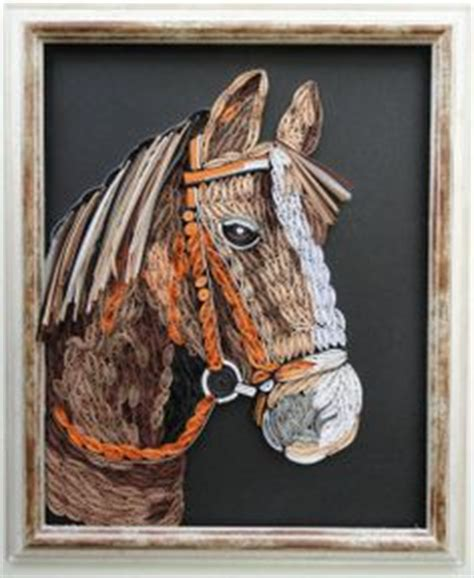 quilling horses images quilling quilling
