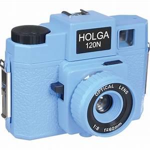 Holga 186 120 Holgawood 120N Medium Format Camera 186120 BH