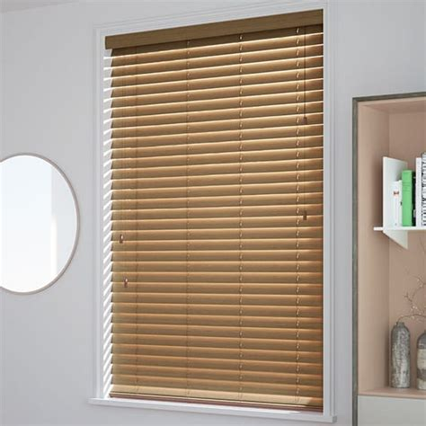 Wooden Blinds by Shop Window Blinds Majestic Faux Wood Window