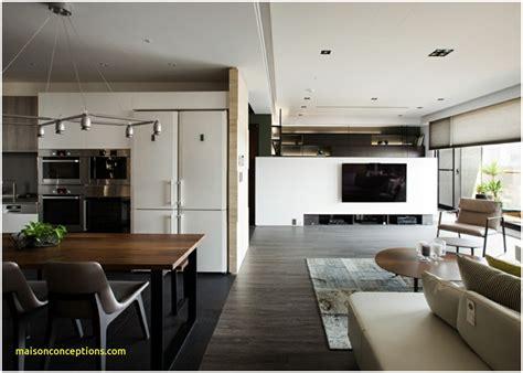 decoration interieur cuisine interieur maison moderne salon cuisine