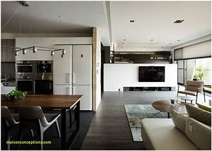 interieur maison moderne cuisine tinapafreezonecom With decoration interieur cuisine moderne