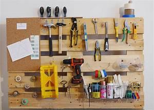 Fabriquer Un Dressing En Bois : fabriquer son rangement mural pour outils de bricolage en ~ Dailycaller-alerts.com Idées de Décoration