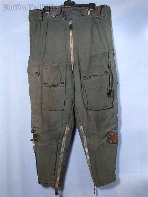 luftwaffe heated flight pants