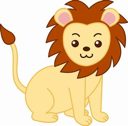 Lion Clipart Cub Simple Transparent Banner Clipartmag