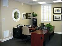 nice office wall decorating ideas 22 Best Colors for an Office for Home - Interior ...