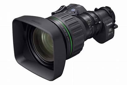 Canon Lens Camera 4k Broadcast 8b Uhd