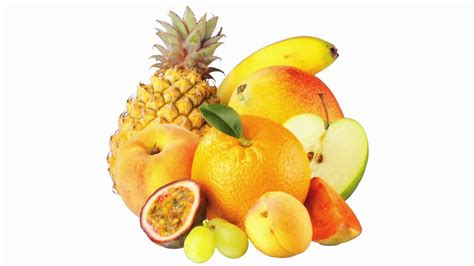 Fruit  Vitamins  Moving  Hd Stock Video 785031193