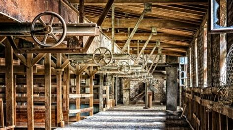 The Old Factory - Sunday's Free Daily Jigsaw Puzzle | Free ...