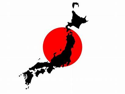 Japan Flag Japanese Law Map Country Rights