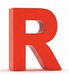 "Letter ""R"" Sale = RED HOT END OF SUMMER SAVINGS! - Wooden ..."