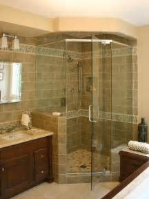 corner shower bathroom shower ideas - Bathroom Corner Shower Ideas
