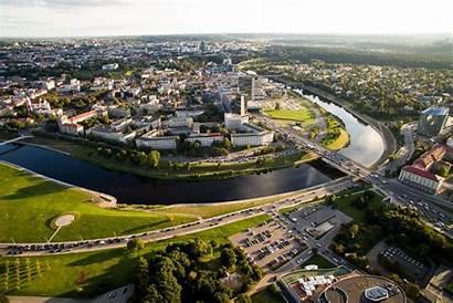 Vilnius Capital Lithuania Delfi Satisfying Lt Eu