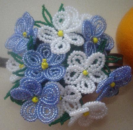 bead flower patterns  patterns