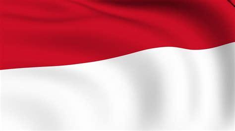 background bendera merah putih png gratis