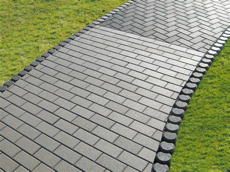 pflastersteine grau 20x10x6 rechteckpflaster