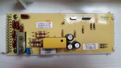 solucionado lavadora drean concept 5 05 falla los led de lavado yoreparo
