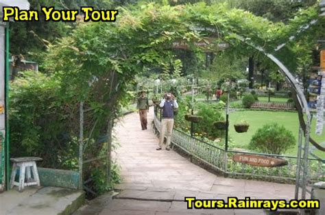 Municipal Gardens by Tourist Attraction India Municipal Gardens Mussoorie