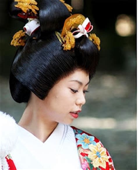 hairstyles twin traditional japanese wedding hairstyles