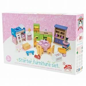 Le Toy Van Premier Set De Meubles ME040 Pirum