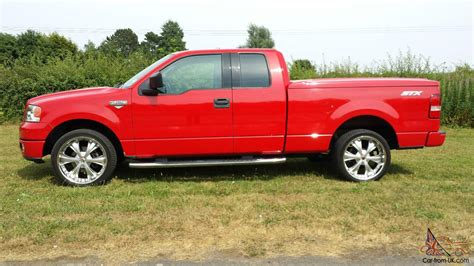 Ford F150 V8 Gas Mileage by American Ford F150 V8 Auto 2005 Low Mileage Up