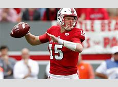 Ryan Finley boosts draft stock with strong performance vs