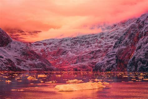 infrared photography transforms alaskan landscape