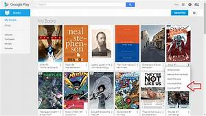 How To Download And Read Ebooks From Google Play Books