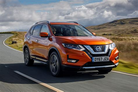 Review Nissan X Trail by Nissan X Trail Review Auto Express