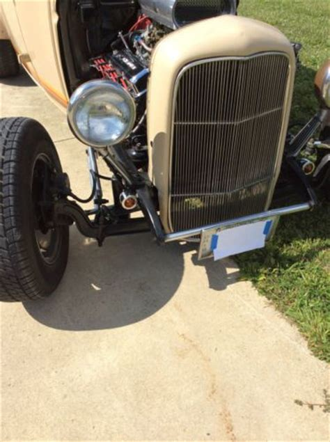 sell   ford model  hot rod  window coupe