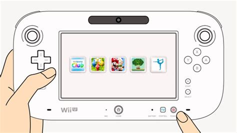 Wii U Gets A Quick Start Menu In Update 5.0.0, Available
